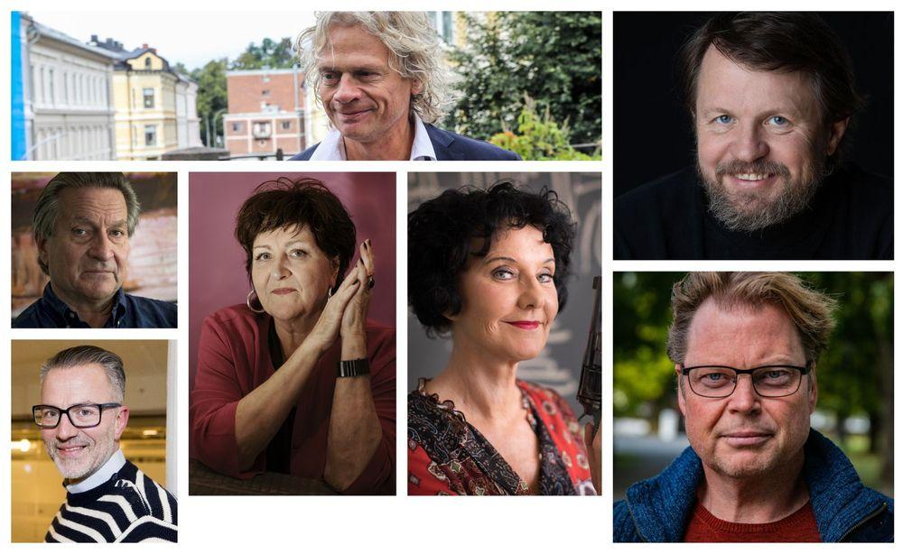 Frykt og avsky i norsk bokbransje