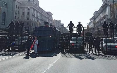 Hviterussland: Nye angrep på ytringsfriheten